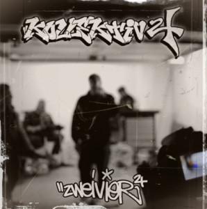 zweivier-Albumcover
